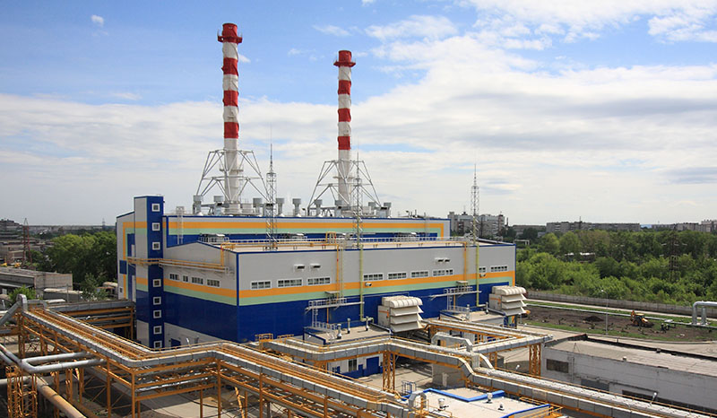 Челябинская ТЭЦ-1