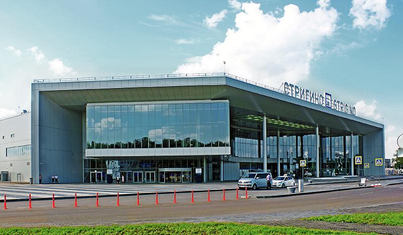 Международный аэропорт Стригино