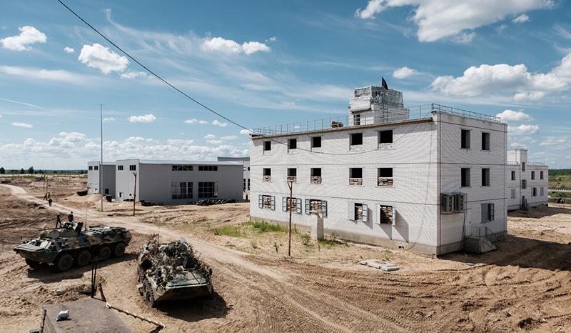 Гороховецкий артиллерийский полигон МО РФ